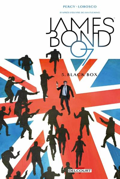 JAMES BOND #5: BLACK BOX