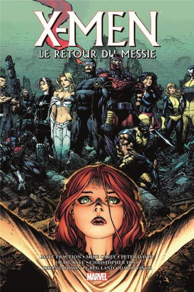 X-MEN: LE RETOUR DU MESSIE