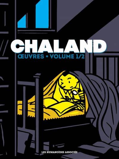 CHALAND OEUVRES #1: INTEGRALE PETIT FORMAT