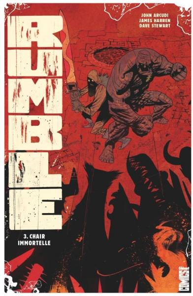 RUMBLE #3: ETREINTE DE L'IMMORTALITE