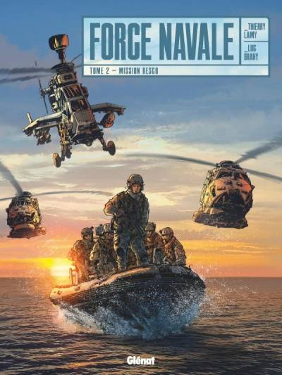 FORCE NAVALE #2: MISSION RESCO
