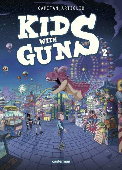 KIDS WITH GUNS #2