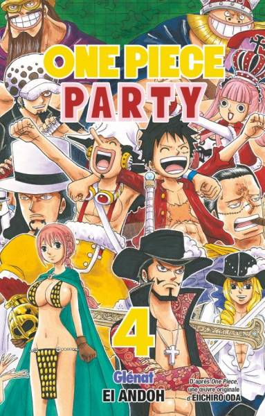 ONE PIECE PARTY #4