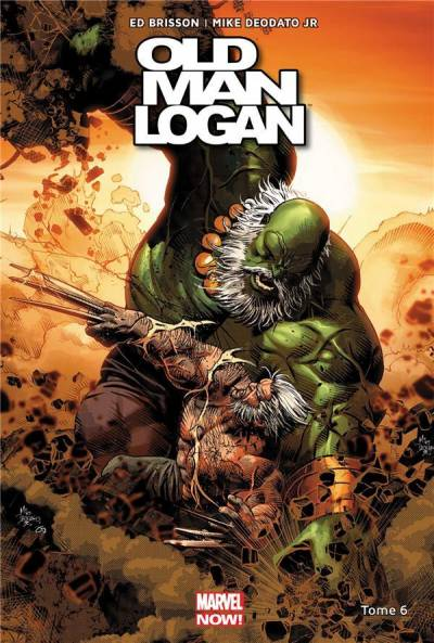 OLD MAN LOGAN ALL-NEW ALL-DIFFERENT #6