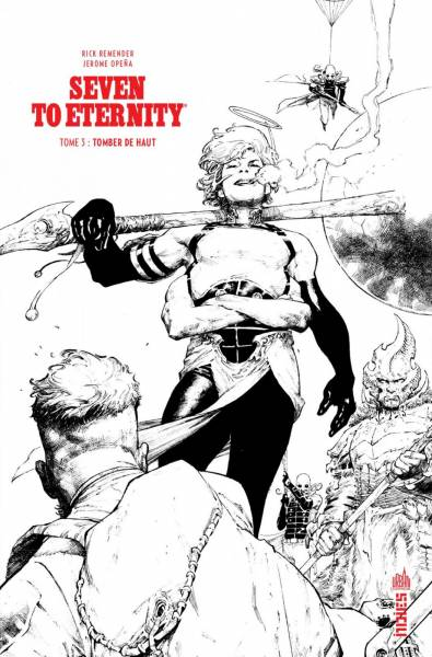 SEVEN TO ETERNITY #3: VERSION N&B