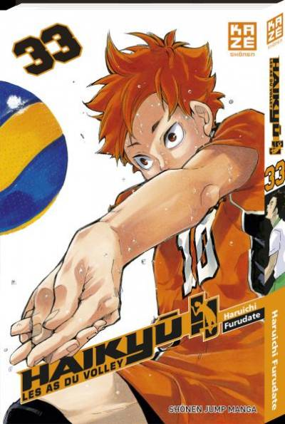 HAIKYU!! LES AS DU VOLLEY #33
