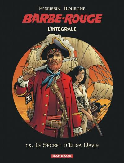 BARBE-ROUGE #13: INTEGRALE