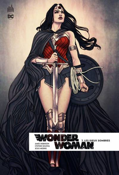 WONDER WOMAN REBIRTH #7