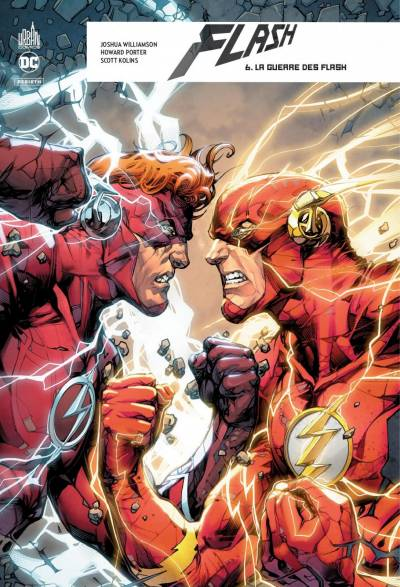 FLASH REBIRTH #6