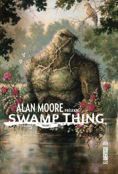 ALAN MOORE PRESENTE SWAMP THING #1