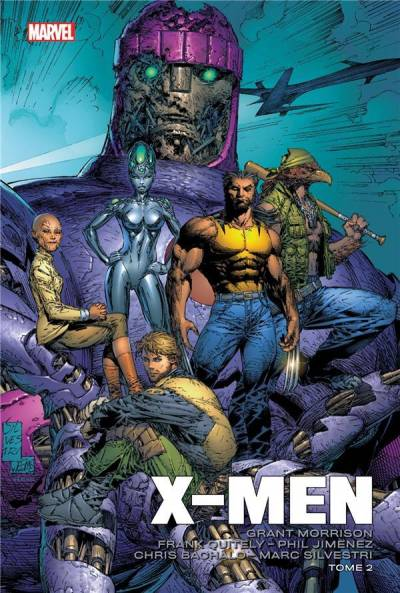 X-MEN PAR MORRISON ET QUITELY #2