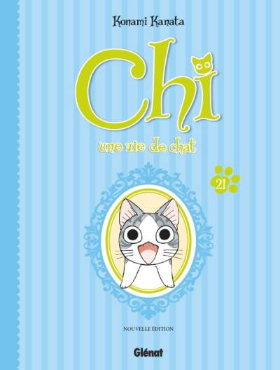 CHI – UNE VIE DE CHAT (GRAND FORMAT) #21