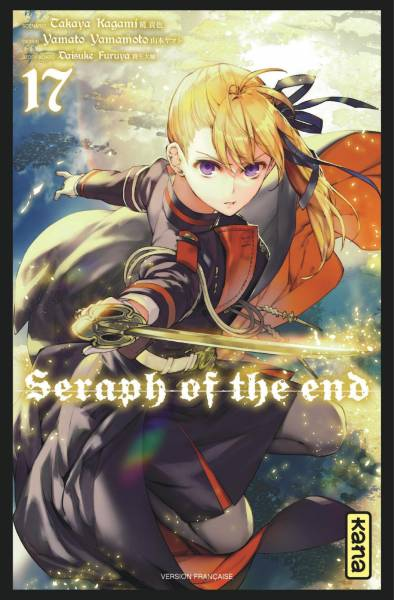 SERAPH OF THE END #17