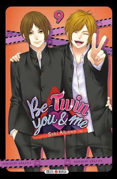 BE-TWIN YOU & ME #9