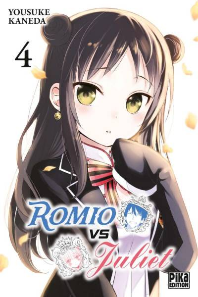 ROMIO VS JULIET #4