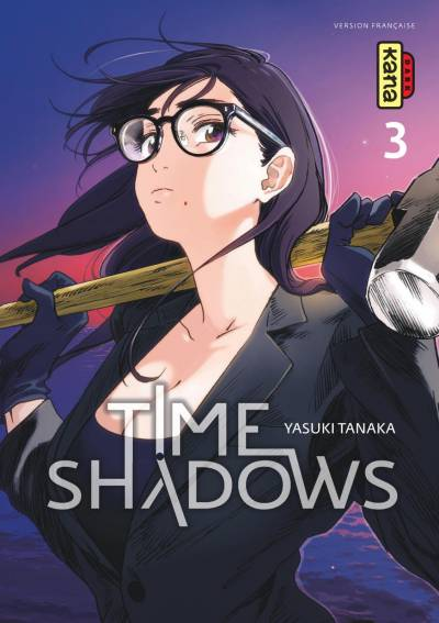 TIME SHADOWS #3