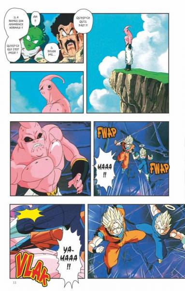 DRAGON BALL Z #5: LE COMBAT FINAL CONTRE MAJIN BOO