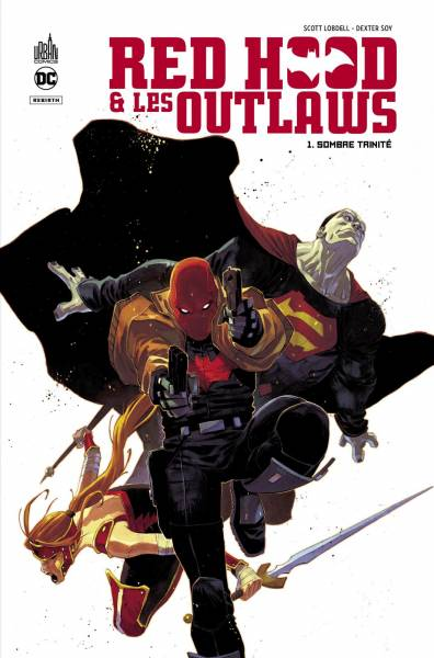 RED HOOD & THE OUTLAWS #1