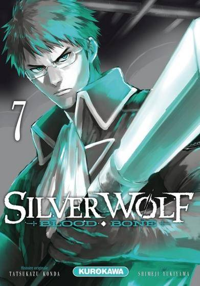SILVER WOLF – BLOOD, BONE #7