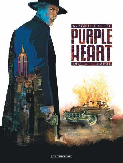 PURPLE HEART #1: LE SAUVEUR