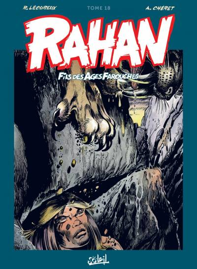 RAHAN #18: NOUVELLE EDITION