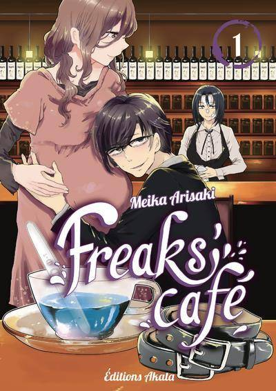 FREAKS' CAFE #1