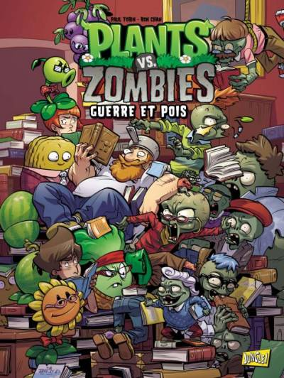 PLANTS VS ZOMBIES #11: GUERRE ET POIS