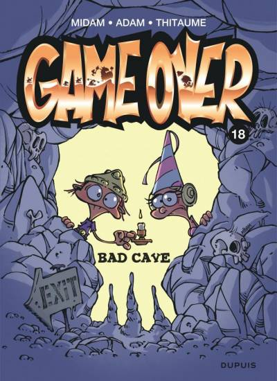 GAME OVER #18: BAD CAVE