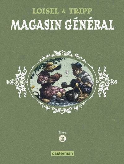 MAGASIN GENERAL #2: INTÉGRALE T4 A 6