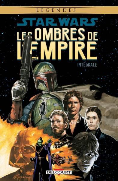 STAR WARS – LES OMBRES DE L'EMPIRE: INTEGRALE