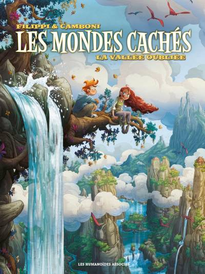 LES MONDES CACHES #4: LA VALLEE OUBLIEE