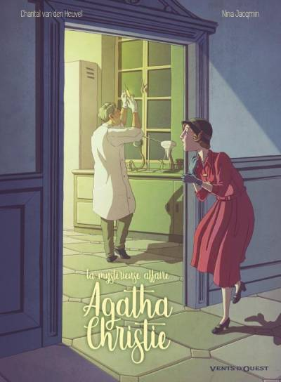 LA MYSTERIEUSE AFFAIRE AGATHA CHRISTIE