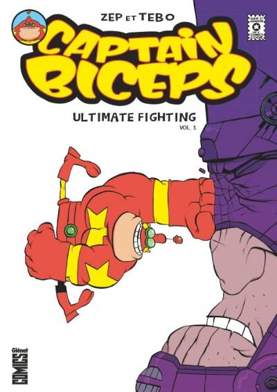 CAPTAIN BICEPS  #1: ULTIMATE FIGHTING