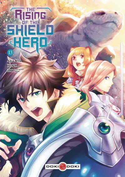 THE RISING OF THE SHIELD HERO #13