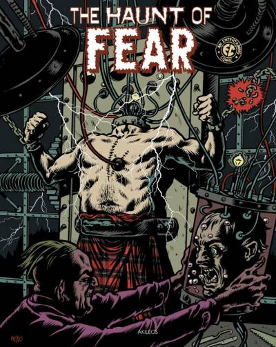 THE HAUNT OF FEAR #3