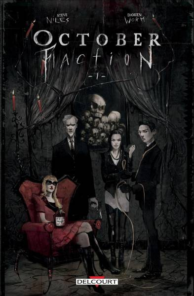 OCTOBER FACTION #1