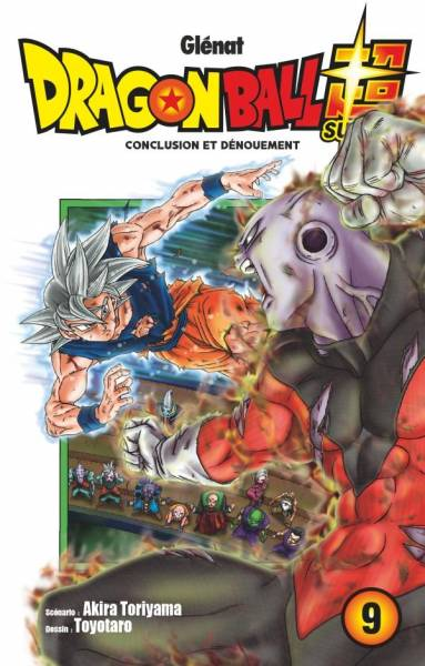 DRAGON BALL SUPER #9