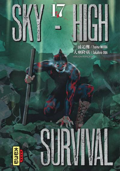 SKY-HIGH SURVIVAL #17