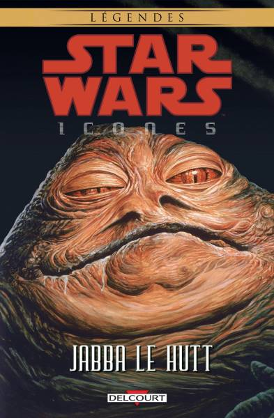 STAR WARS – ICONES #10: JABBA LE HUTT