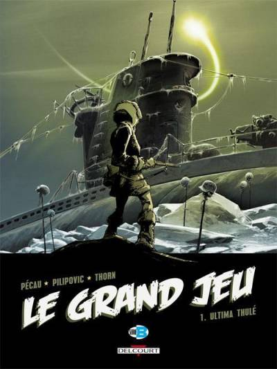 LE GRAND JEU #1: ULTIMA THULÉ