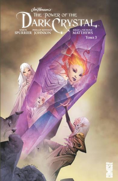 DARK CRYSTAL #3