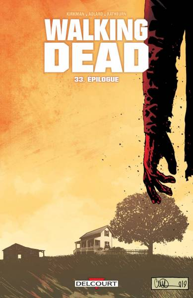 WALKING DEAD #33: EPILOGUE