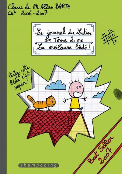 LE JOURNAL DU LUTIN #2