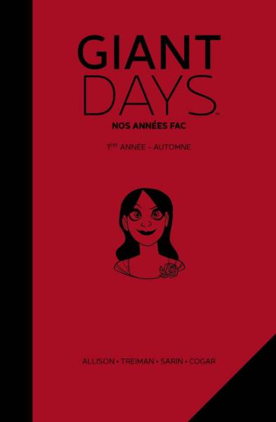 GIANT DAYS: 1ERE ANNEE : AUTOMNE