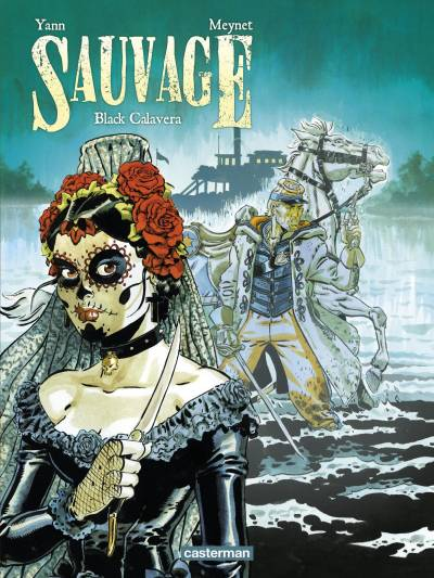 SAUVAGE #5: BLACK CALAVERA