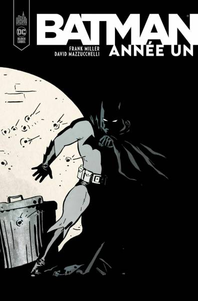 BATMAN: ANNEE UN – NOUVELLE EDITION BLACK LABEL