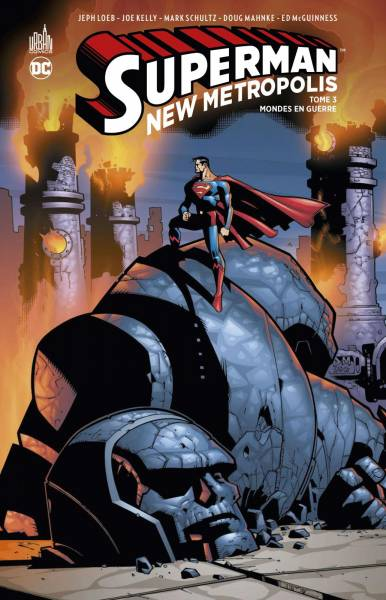 SUPERMAN – NEW METROPOLIS #3