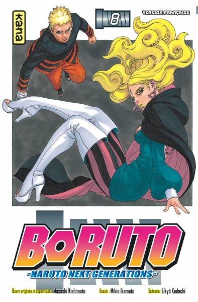 BORUTO – NARUTO NEXT GENERATIONS – #8