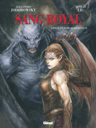SANG ROYAL #4: VENGEANCE ET REDEMPTION