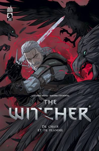 THE WITCHER #2: DE CHAIR ET DE FLAMMES